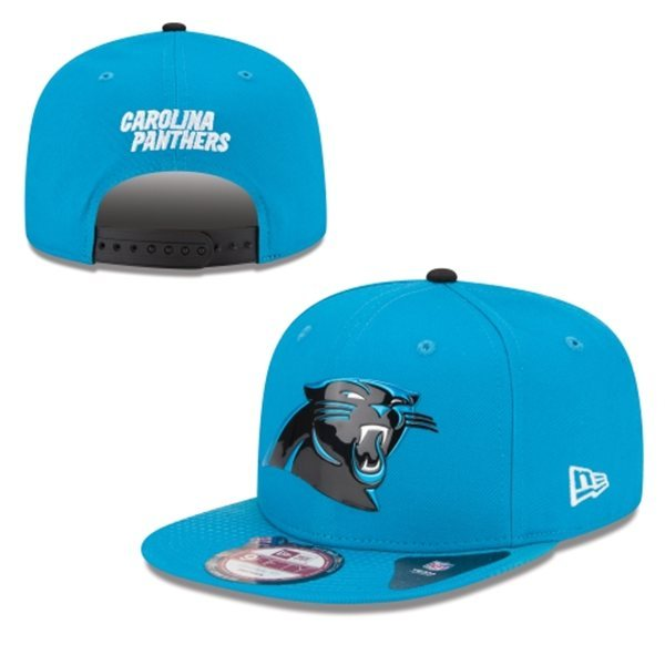 Carolina Panthers Snapback Blue Hat 1 XDF 0620